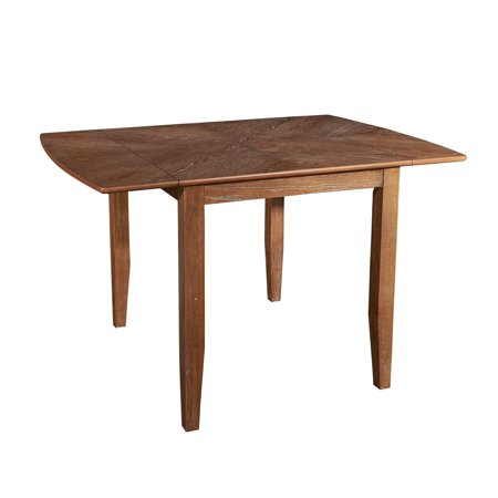 Powell Liam Dining Table, Wood Grain Finish