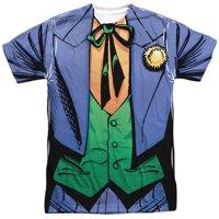Batman - Joker Uniform - Short Sleeve Shirt - Medium