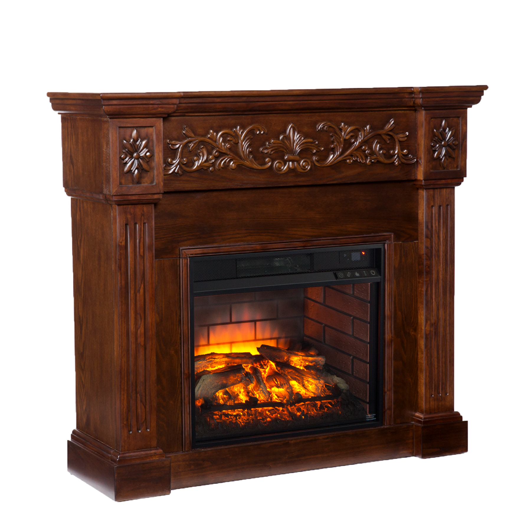 Azar Infrared Electric Fireplace