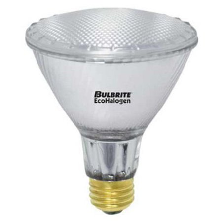 Bulbrite 60w Dimmable Eco Halogen Par30 Long Neck Spot Light Bulb 8 Pk