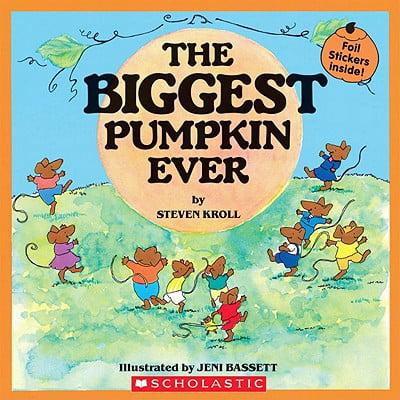 The Biggest Pumpkin Ever - Steven Yeun Halloween