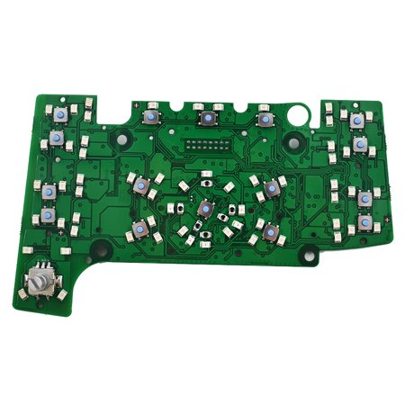 MMI Control Circuit Board E380 with Navigation Fit for 2005-2008 Audi Q7 4L0919610B