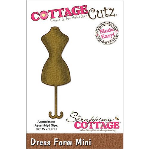 """CottageCutz Mini Die, 1-3/4"""" x 1-3/4"""""""