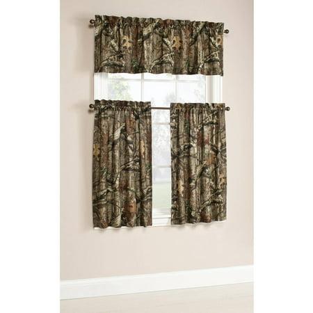 Mossy Oak Break Up Infinity Camouflage Print Window