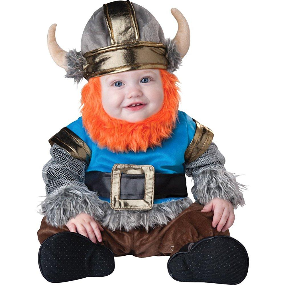 Lil Viking Toddler Costume 18 Months-2T - Toddler Halloween Costume