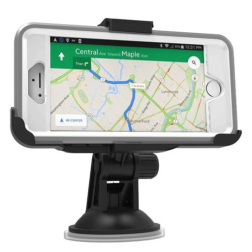 Encased Car Mount for Otterbox Defender Case - iPhone 8 (case not included)