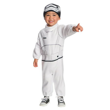 STAR WARS THE FORCE AWAKENS STORMTROOPER COSTUME FOR TODDLERS (Hot Star Wars Costumes)
