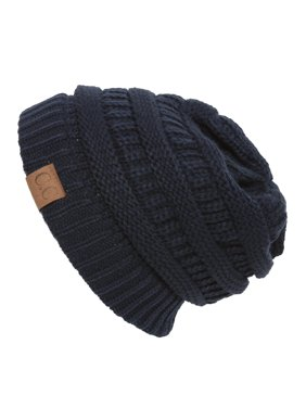 79f455f3a Product Image C.C Women's Thick Soft Knit Beanie Cap Hat