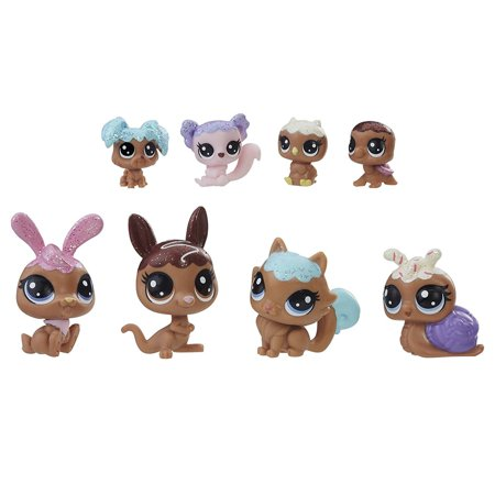 Littlest Pet Shop Frosting Frenzy Friends - Littlest Pet Shop Birthday Party