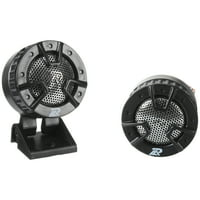 Power Acoustik® NB4 Niobium Micro Dome Tweeter Speakers 2 ct Box