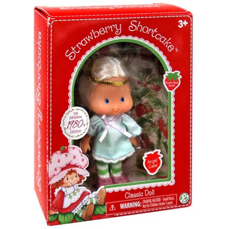 Strawberry Shortcake Angel Cake Classic Doll - Strawberry Shortcake Outfits