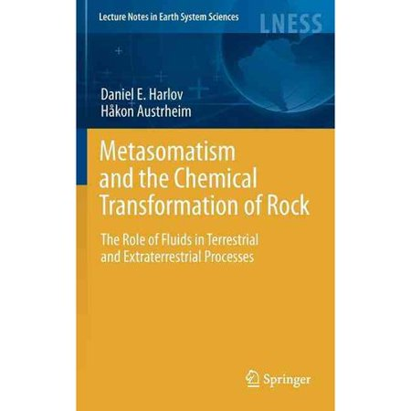 Metasomatism and the Chemical Transformation of Rock: The Role of Fluids in Terrestrial and Extraterrestrial Processes