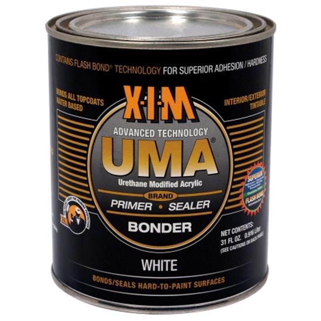 Xim Products Inc 11052 1 Quart White Uma Paint Primer
