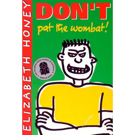 Don't Pat the Wombat! - eBook