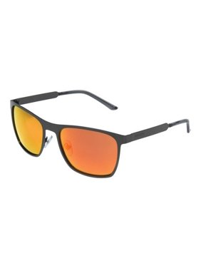 e58b432e352 Product Image Body Glove BGM 1906 Polarized Sunglasses Matte Dark  Gunmetal Smoke Orange OSFA