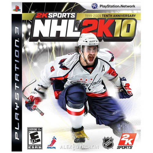 Nhl 2K10 (PS3) - Pre-Owned