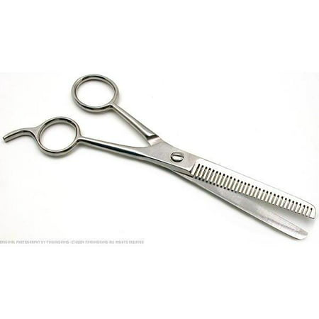 Stainless Steel Thinning Hair Scissors Shears Barbers Salon Hairdresser 6 1/2