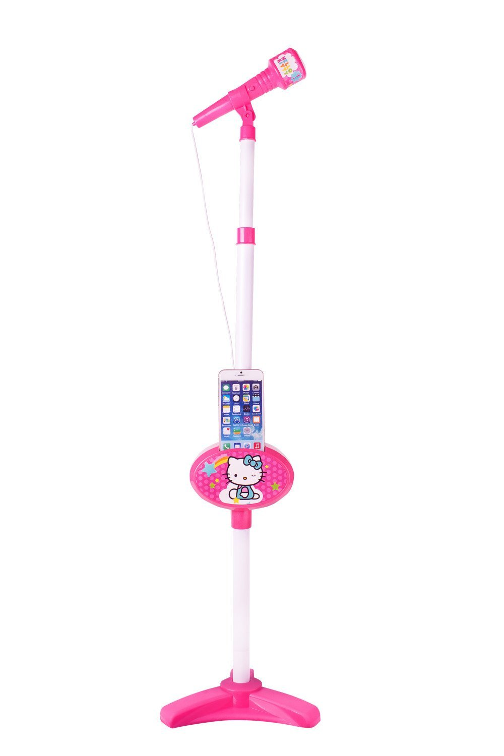 Hello Kitty 19909 Microphone Stand by DDI