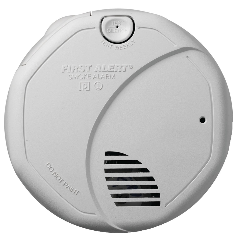 First Alert SA320CN-2 Smoke Alarm with Smart Sensing Technology and Nuisance Resistance