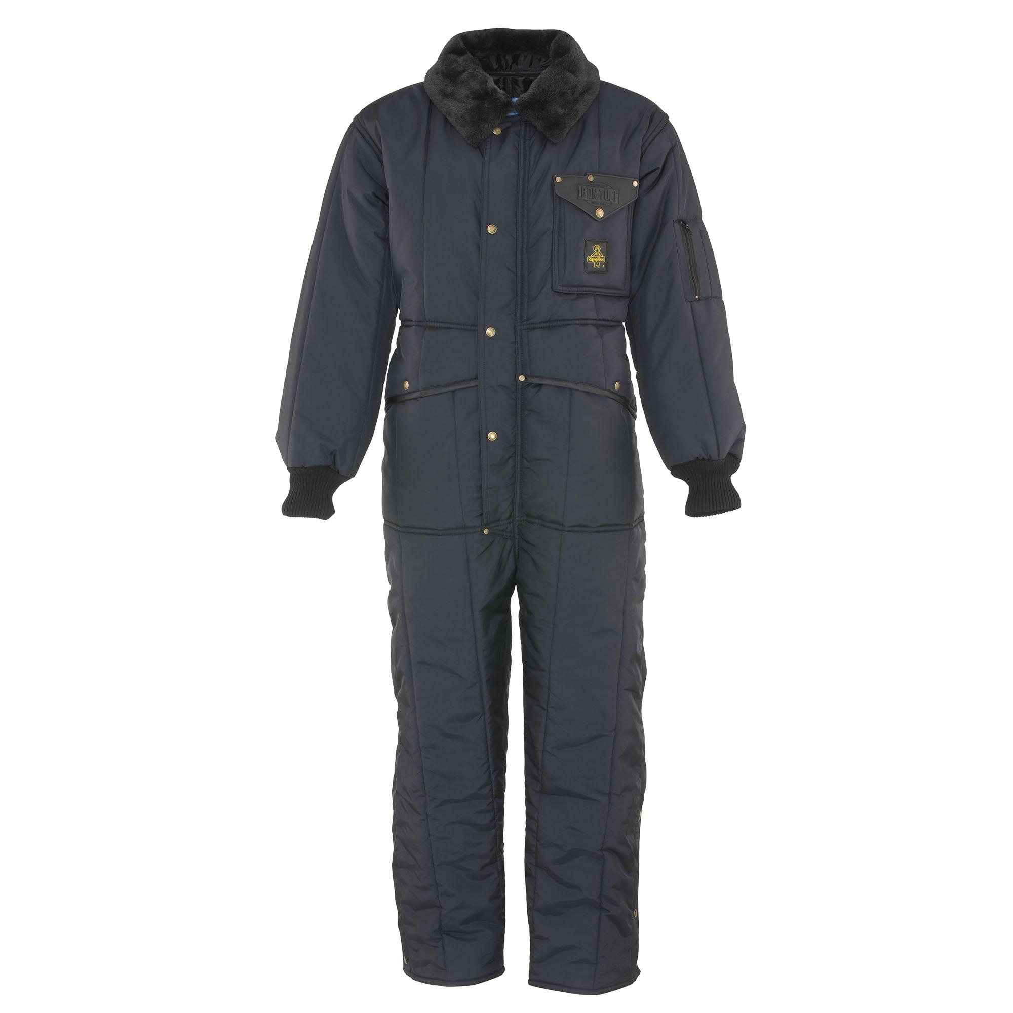 RefrigiWear Men's Iron-Tuff Coveralls Minus 50 Suit