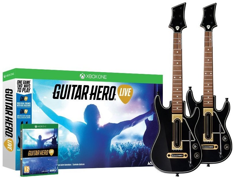 Guitar hero supreme party edition xbox one