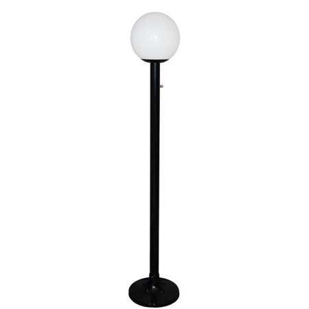 Polymer Products Single Globe Luminaire 79
