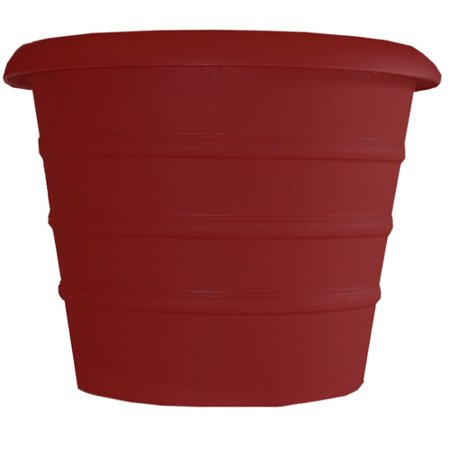 Akro-Mils Lawn & Garden Marina Plastic Pot Planter (Set of 4)