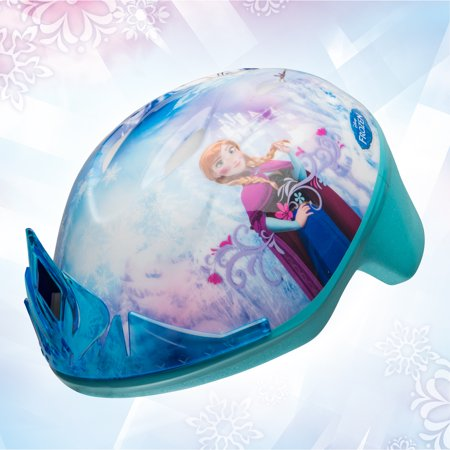 Bell Disney Frozen 3D Tiara Bike Helmet, Toddler 3+ (48-52cm) Bell Road Bike Helmets