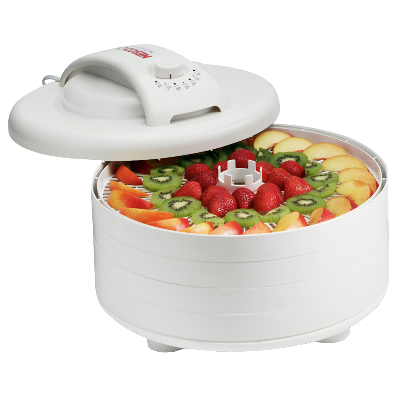 Nesco FD-60 Snackmaster Express Food Dehydrator by The Metal Ware Corporation