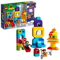 Deals on LEGO DUPLO Movie 2 Emmet and Lucys Visitors