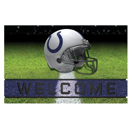 Indianapolis Colts Crumb Rubber Door (Indianapolis Colts Rubber)