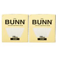 BUNN BCF100-B 100-Count Basket Filter (2 Pack)
