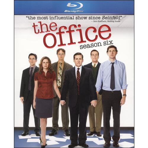 The Office: Season Six (Blu-ray) (Widescreen)