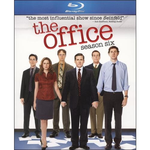 The Office: Season Six (Blu-ray) (Widescreen)