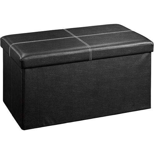 Sauder Beginnings Large Storage Ottoman, Multiple Colors