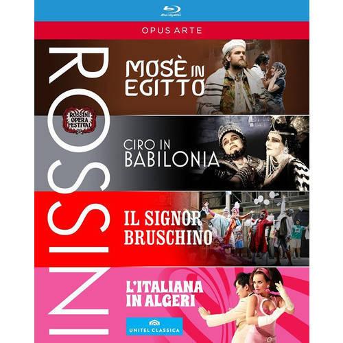 AEC Rossini Festival Collection [Box Set] (Blu-ray)