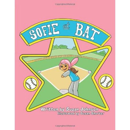 Sofie At Bat
