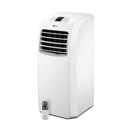 lg lp0815wnr 8 000 btu portable air conditioner remote 24 hour on off timer refurbished. Black Bedroom Furniture Sets. Home Design Ideas