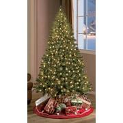 Holiday Time Pre-Lit Arlington Christmas Tree with 350 Clear Mini Lights, 6.5'