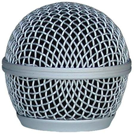Audio2000'S Tm ADM1000:ACC1001 Steel Grill Mesh Microphone Windscreen