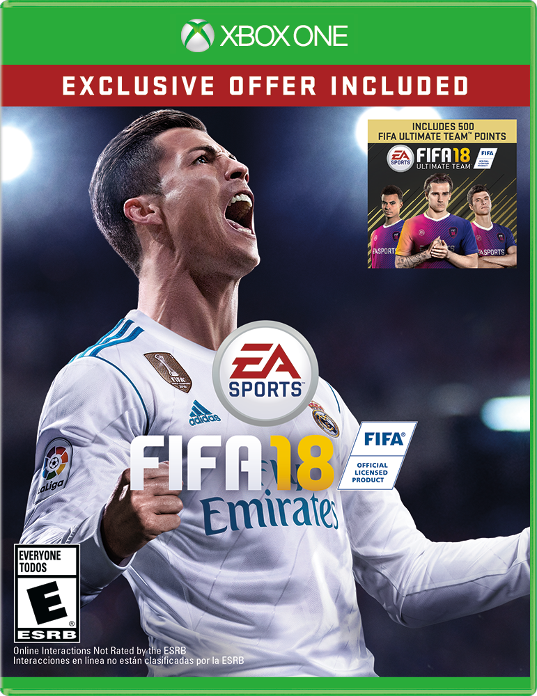 FIFA 18 Limited Edition, Electronic Arts, Xbox One, 014633373691 by Electronic Arts