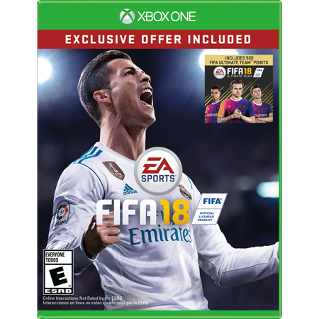 FIFA 18 Limited Edition, Electronic Arts, Xbox One, 014633373691