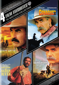 4 Film Favorites: Western TV Collection (DVD) by Turner Classic Movies
