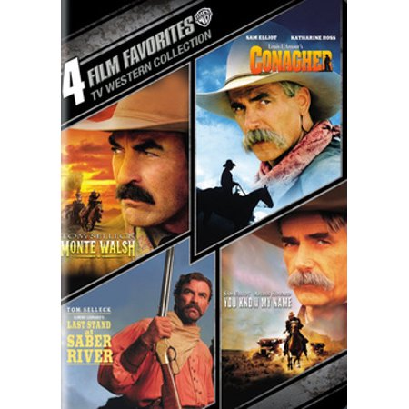 4 Film Favorites: Western TV Collection (DVD) (Film Western)