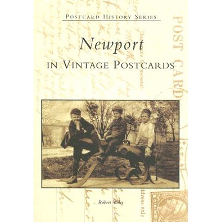 Newport in Vintage Postcards - Halloween Postcards History