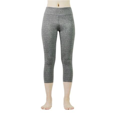6d0c6c30b7008 Onshoe - Onshoe Breathable High Waist Gym Clothes Sport Fitness Pocket Elasticity  Women Slim Tight Short Yoga Seven pants - Walmart.com