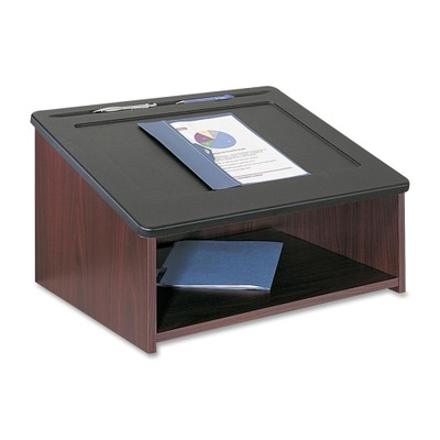 Safco Table Top Lectern SAF8916MH