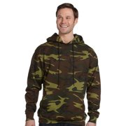 Code Five Camouflage Pullover Hooded Sweatshirt