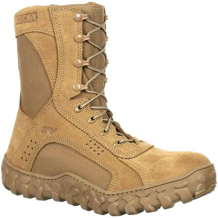 8 S2V Steel Toe Flight Boot (8 Steel Toe Boots)