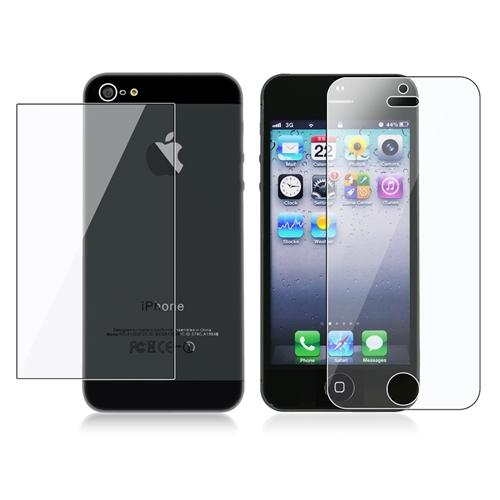 Insten 2 Pieces Clear Screen Protector For Apple iPhone SE 5 / 5s